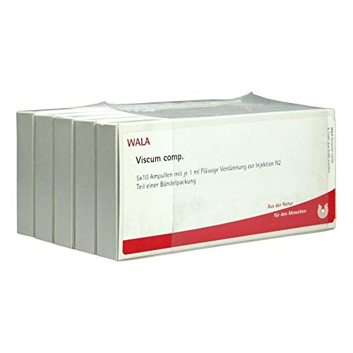 VISCUM COMP, 50X1 ml