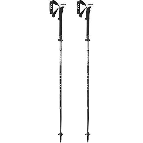 Leki Bastoncini Trekking Micro Vario Carbon Strong, Grey