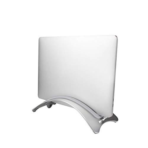 Ergonomischer Laptop Stand Gebogene Lagerhalterung Für Home Office, Bewegliches Bett Laptop, Tisch, Schreibtisch, Aluminium Lifting Folding Fach Basis Für Das Lese Von Bracket