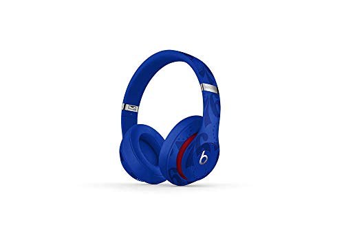 Beats Studio3 Wireless Noise Cancelling Over-Ear Headphones – NBA Collection – 76ers Blue