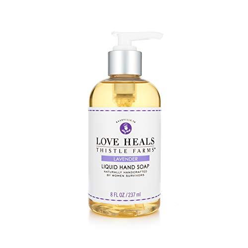 Thistle Farms, Soap Liquid Hand Lavender, 8 Ounce