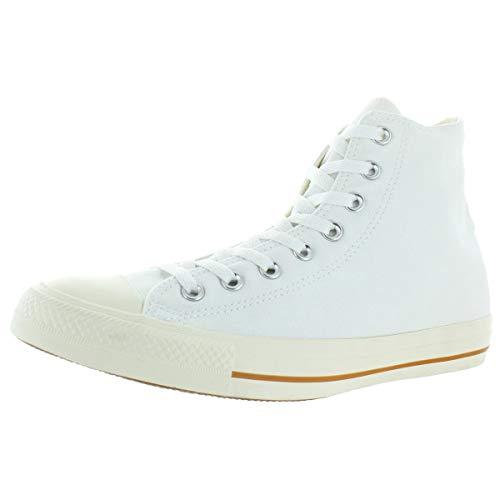 Converse CT All Star Cali Hi Top - Zapatillas Deportivas Unisex, Color Blanco, Blanco (Blanco), 42 EU