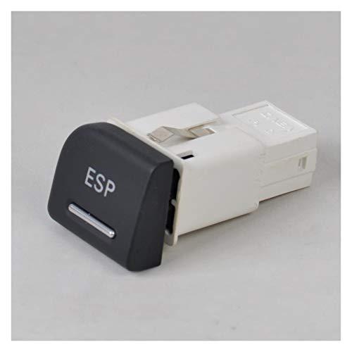 XJX ESP Cambiar el Programa de Estabilidad electrónica Button Fit para Audi A4 S4 8E B6 B7 RS4 2001 2004 2005 2006 2007 2008 8E19271345PR 8ED927134