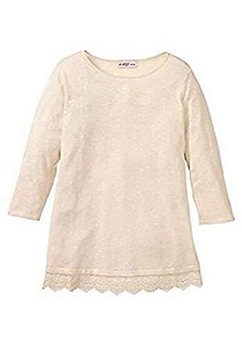 pullover maglia fine donna di Sheego in avorio - Avorio, 48/50