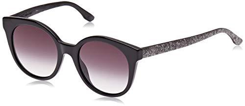 Hugo Boss BOSS0890S-UI59O-51 HUGO BOSS Sonnenbrille BOSS0890S-UI59O-51 Rund Sonnenbrille 51, Schwarz