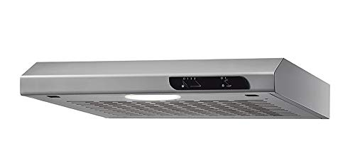 respekta DH540IXL - Campana para empotrar (50 cm, eficiencia energética: C)