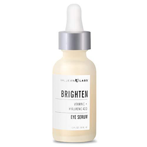 Valjean Labs serum ojos aclaran con la vitamina c y ácido hialurónico