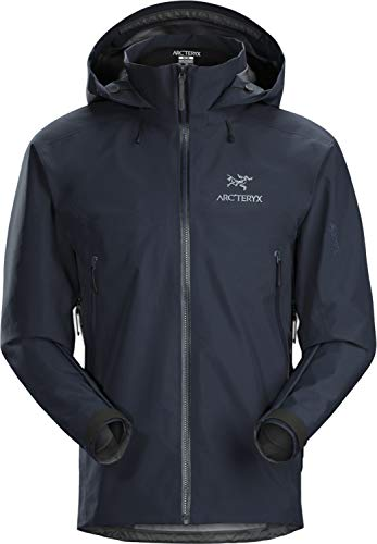 Arc'teryx Beta AR Jacket Men's | Versatile Waterproof Gore-TEX All Round Shell Jacket | Tui, Medium