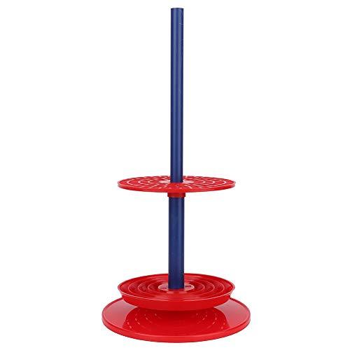 Chiwe Vertikales rotes Laborbedarf, Pipettenständer, für Krankenhäuser für Labors