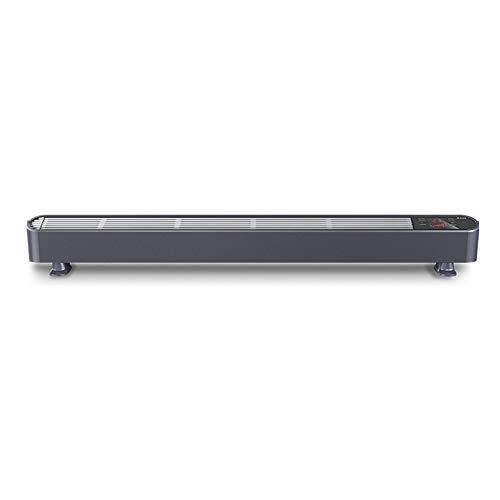 Buy Discount MAZHONG Space Heaters Baseboard Heaters, Mobile, Floor Heating, Energy Saving-2200W