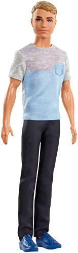 Barbie - Dreamhouse Adventures Ken Muñeco con Accesorios (Mattel GHR61)