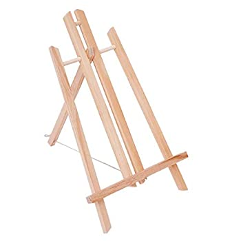 16 inch Tabletop Display Artist Easel Stand Art Craft Painting Easel Wooden Easel Apply to Kids Artist Adults Students Classroom Etc.