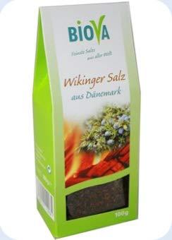 Druiden-Rauchsalz (Wikinger Salz) 100g