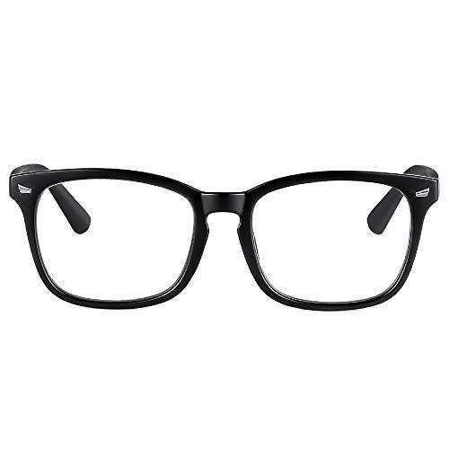 Cyxus TR90 Blaulichtfilter Brille Damen【Gesamtbreite: 138 mm 】 Computebrille Gaming Brille Blue Light Brille