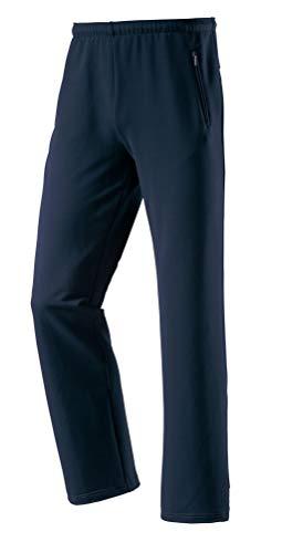 Michaelax-Fashion-Trade - Pantalon de Sport - Relaxed - Uni - Homme Bleu Bleu foncé (798) W30