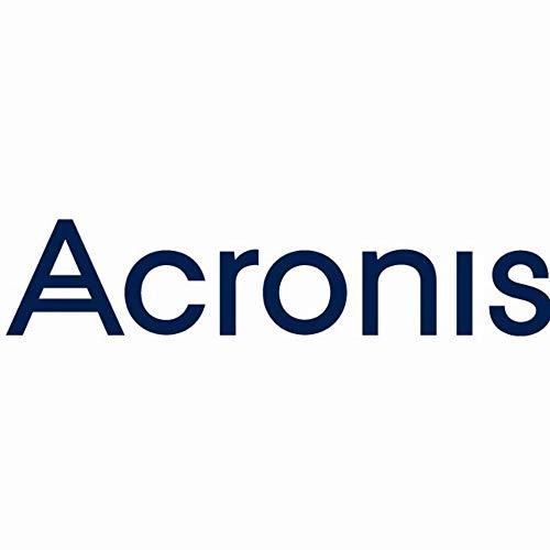 Acronis Cyber Backup Workstation - (v. 15) - Box-Pack + 1 Year Advantage Premier - 1 Rechner - Win, Mac - Deutsch|Standard|1 Gerät|1 Jahr|PC|Disc|Disc