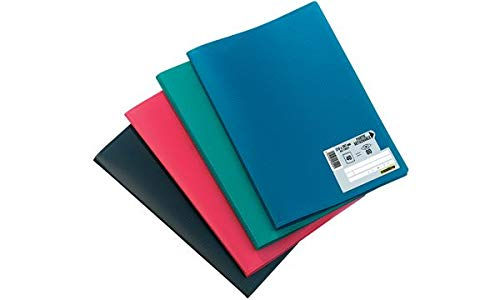 ELBA 39454 Protège-documents 60 pochettes 120 vues A4 210 x 297 mm Magenta