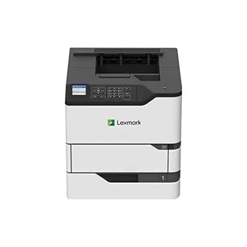 Lexmark B2865DW Monolaser (WLAN, LAN, bis zu 61 S./Min., autom. beidseitiger Druck) schwarz/grau