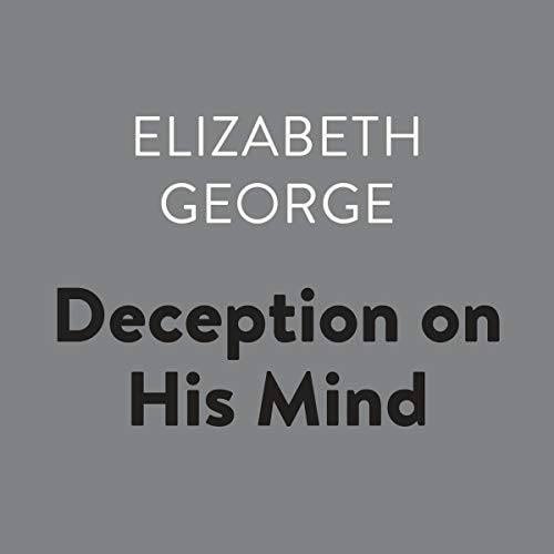 Deception on His Mind audiobook cover art