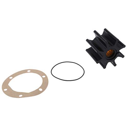 D DOLITY kit d'entretien de Turbine à Pompe à Eau - Noir, 7
