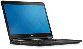 14 Inch DELL Latitude E7450 Notebook Intel Core i5 5300U 256GB SSD 8GB Win 10 Pro (Renewed)