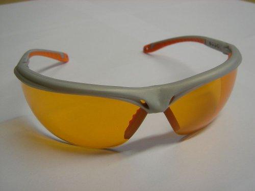 Zekler 45 Schutzbrille orange