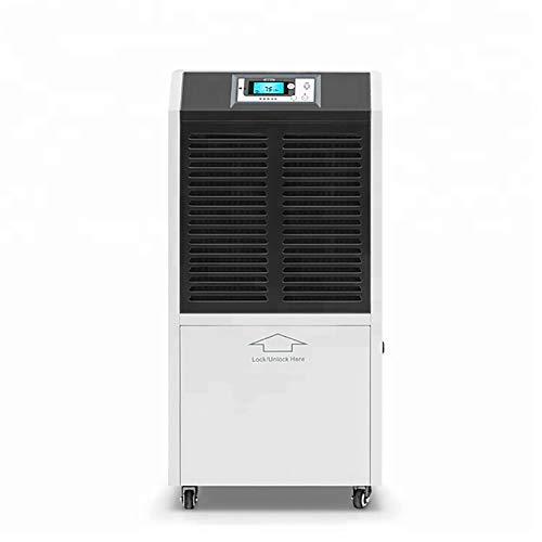 JXH Deshumidificador comercial Sistema de humedad constante Ventilador centrífugo Turbo Compresor Panasonic Motor de cobre completo sensor de humedad 1328L