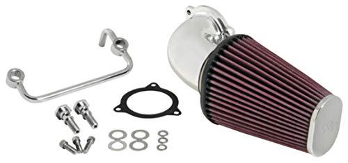 K&N 63-1122P Harley Davidson Performance Intake Kit :