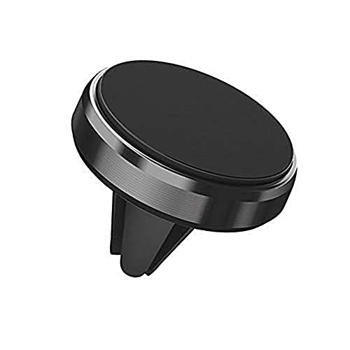 Strong Magnetic Car Phone Mount Holder, Universal Air Vent Phone Cradle, Compatibile con iPhone 12 11 Pro Max SE Samsung&Smartphone