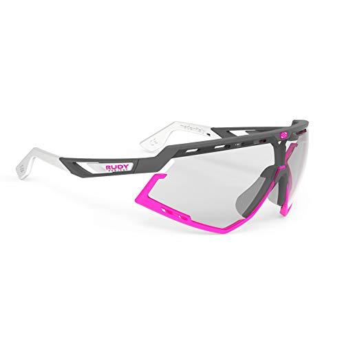 RUDY PROJECT Defender Pyombo Mate Franes con lentes fotocromáticas transparentes a negros