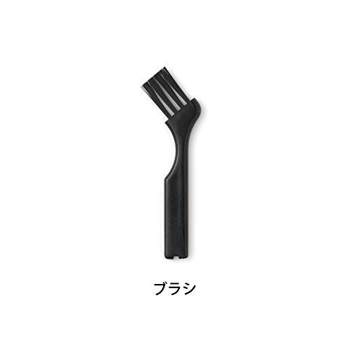 パナソニックメンズシェーバー回転刃黒ES-KS30-K