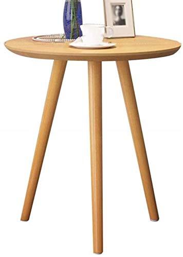 WGZ- Koffietafel, Restaurant Hotel Eettafel Houten Cirkel Koffietafel Het Kan Verplaatsen Decoratieve Tafel Diameter 40-60 cm Onderhandelingstafel eenvoudig