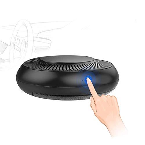 S&RL Artefacto Desodorante Purificador de Aire Purificador de Aire Automotriz con Ambientador de Filtro Purificador de Iones Negativos para el Hogar Dispositivo de Purificación Usb Reducir Olores Hum