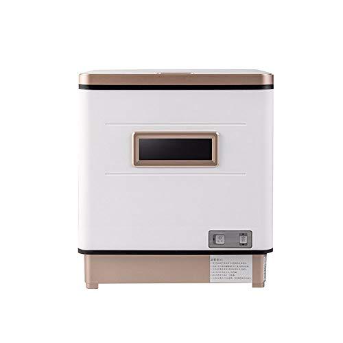 LAMCE Lave Vaisselle encastrable Lave Vaisselle Tout integrable 46 cm - Classe A++ / 2 Couverts ,Façade vitrée élégante, 2000 Watts, Econome,Finish Lave Vaisselle [Classe énergétique A+] Go