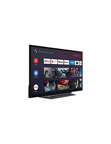 TV toshiba 32pulgadas Full HD - 32la3b63dg - Android - hdmi - USB - dvb - t2 - c - s2 - Bluetooth - a+
