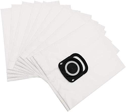 12 unids HEPA filtro de vacío bolsas de polvo para Rowenta ZR200540 estilo filtros cepillo