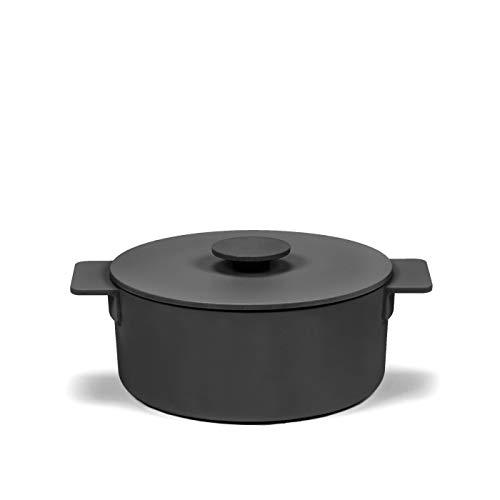 Sergio Herman Surface kookpot Black 20cm