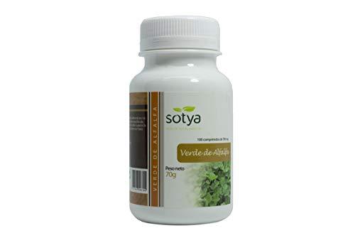 SOTYA - SOTYA Alfalfa 100 comprimidos 700 mg