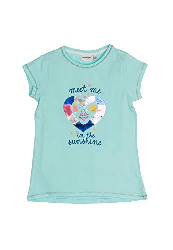 SALT AND PEPPER Sunshine - Camiseta con lentejuelas reversibles para niña Pool...