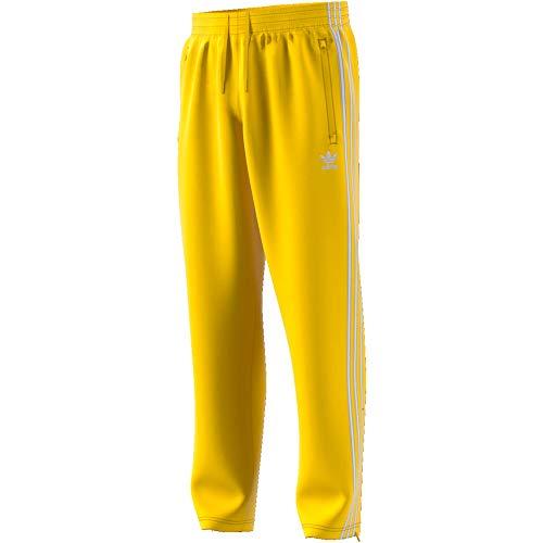 adidas Originals Herren Jogginghosen Firebird gelb XL