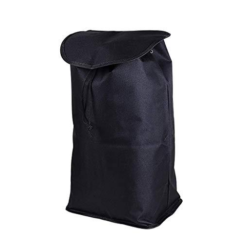 Warenkorb Taschen/Trolley Ersatztasche Oxford Cloth wasserdichte Aufbewahrungstasche Schwarz 34L