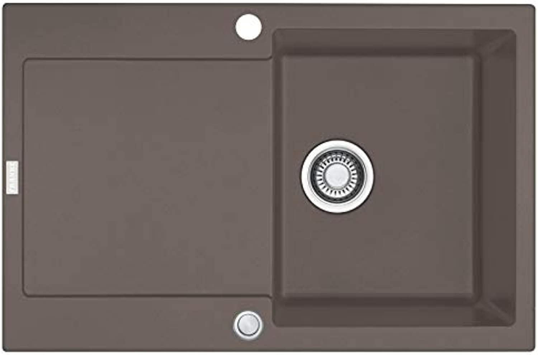 Franke Maris MRG 211 Umbra - 11823 Granitspüle Exzenterbettigung