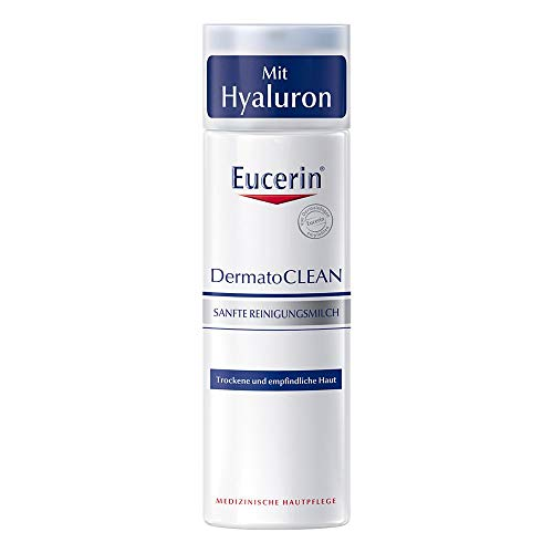 EUCERIN DermatoCLEAN Milch 200 ml