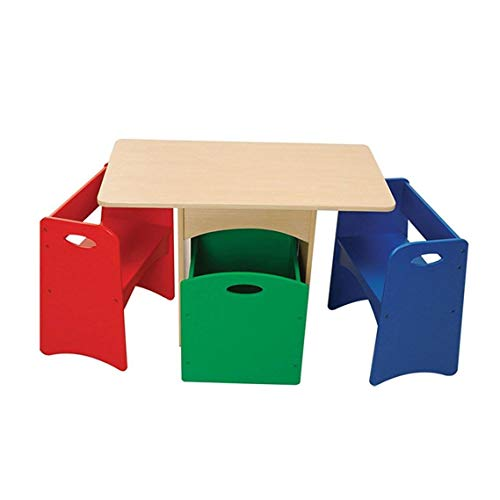 Hot Sale KidKraft Table with Primary Benches