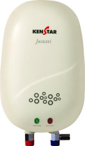 Kenstar Jacuzzi KGT03W2P-GDE 3-Litre 4500 Watt Instant Water Heater