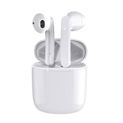 Balhvit Touch Control Wireless Earbuds Headphones, HiFi Stereo 5.0...