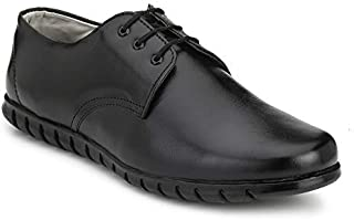 Stylelure Softy Leather Black Formal Shoes for Men/Best for Office & Students Use