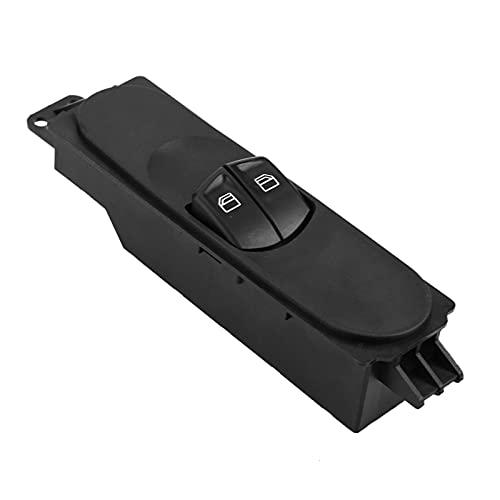 NsbsXs para Mercedes Vito Viano 2003 en adelante ABS plástico Coche energía eléctrica Interruptor de Ventana Principal botón Elevador 6395451513