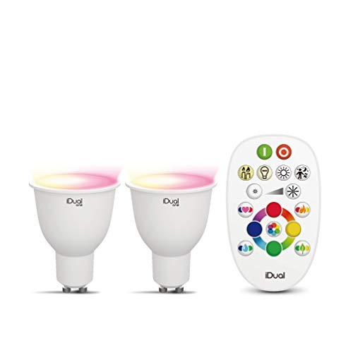 jedi lighting Idual One Gu10 Ref 2st. Inkl. Fb