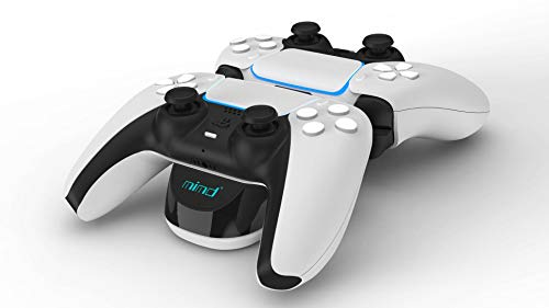 PS5 Controller Charger, Prodico Dual USB PS5 Controller Charging Station for Playstation 5